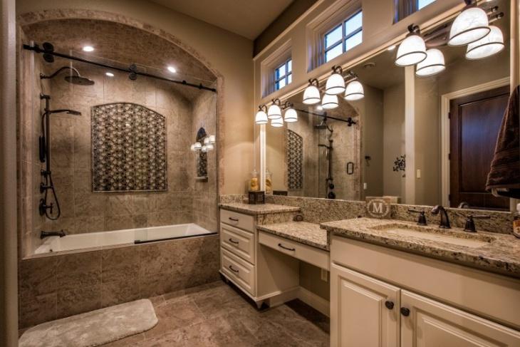 Image Result For Bathroom Floor Idea