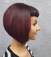 line bob haircut ideas design