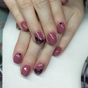 retro nail art design ideas