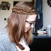 dutch braid haircut ideas