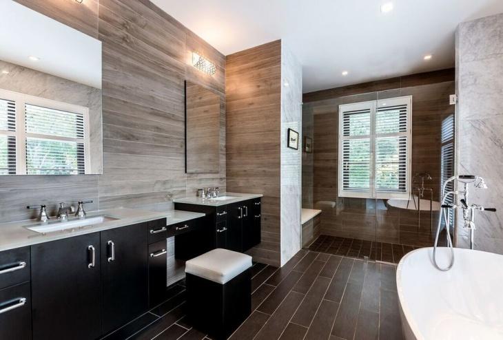 21 Masculine Bathroom Designs Decorating Ideas  Design