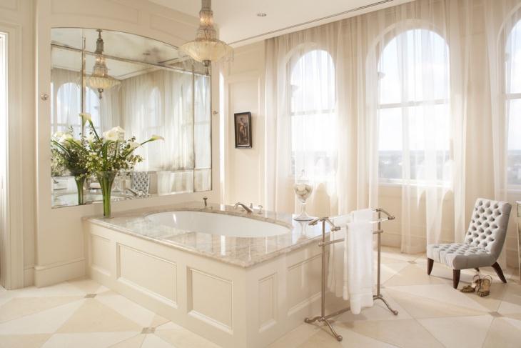 21 Feminine Bathroom Designs Decorating Ideas  Design Trends  Premium PSD Vector Downloads