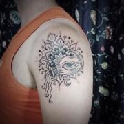 aquarius tattoo design ideas