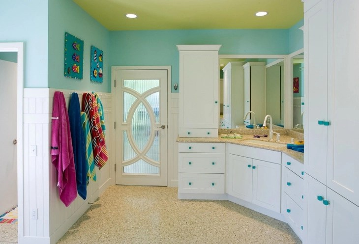 15 Kids Bathroom Decor Designs Ideas  Design Trends  Premium PSD Vector Downloads