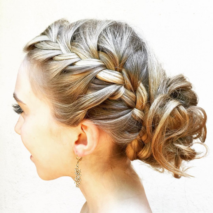 20 Messy Updo Haircut Ideas Designs Hairstyles