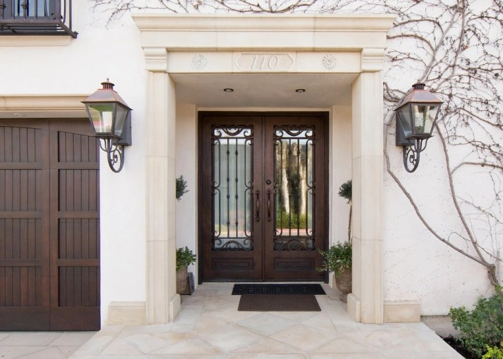18 outdoor wall sconce designs ideas