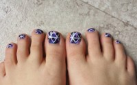 21+ Triangle Nail Art Designs, Ideas | Design Trends ...