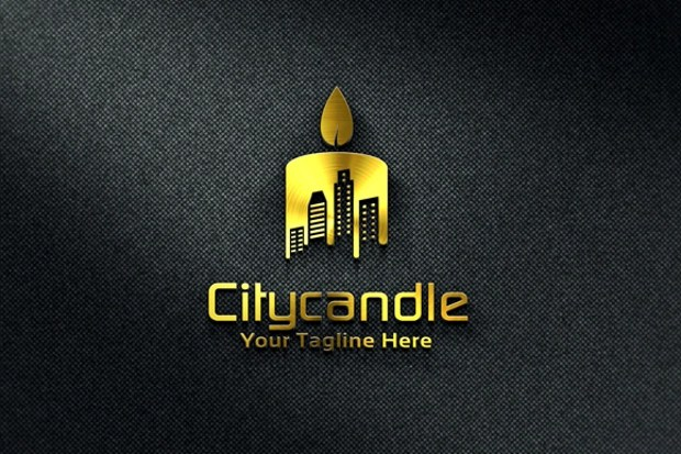 20 Candle Logo Designs Editable PSD AI Vector EPS Format Download Design Trends Premium