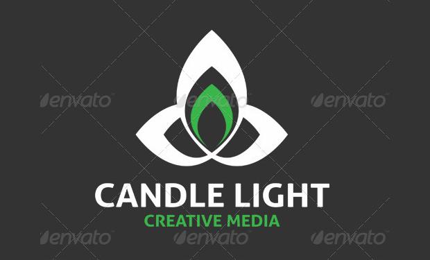 20 Candle Logo Designs Editable Psd Ai Vector Eps