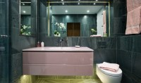 20+ Lime Green Bathroom Designs , Ideas | Design Trends ...