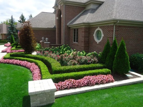 diy landscaping design ideas