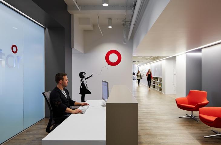 18 Tech Office Designs Ideas  Design Trends  Premium