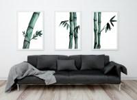 18+ Bamboo Wall Art Designs, Ideas | Design Trends ...