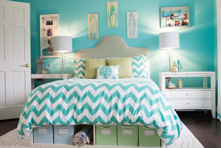 18 Cool Teen Bedrooms Designs Ideas Design Trends