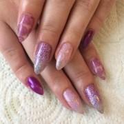 pattern nail art design ideas