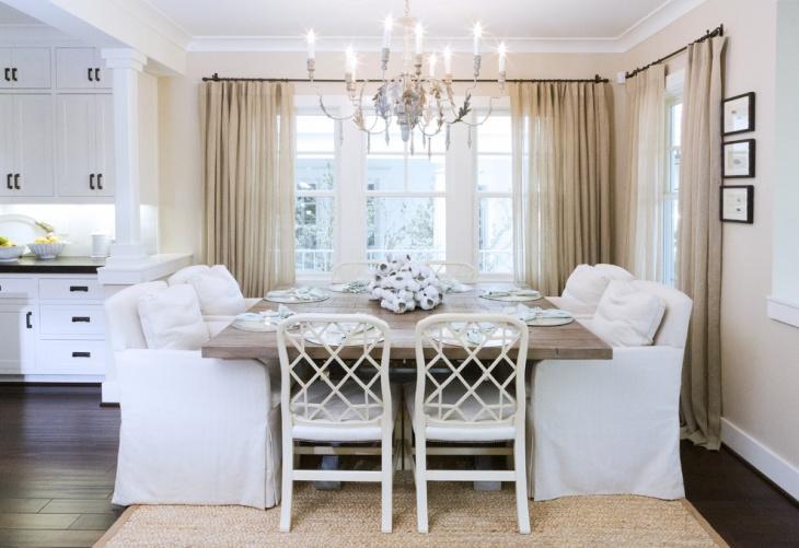 20 Coastal Dining Room Designs Ideas  Design Trends