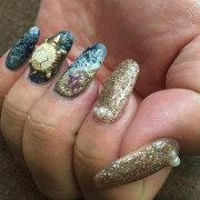 turtle nail art design ideas