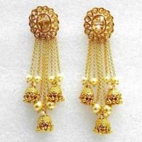 21+ Antique Earring Designs, Ideas, Models | Design Trends ...