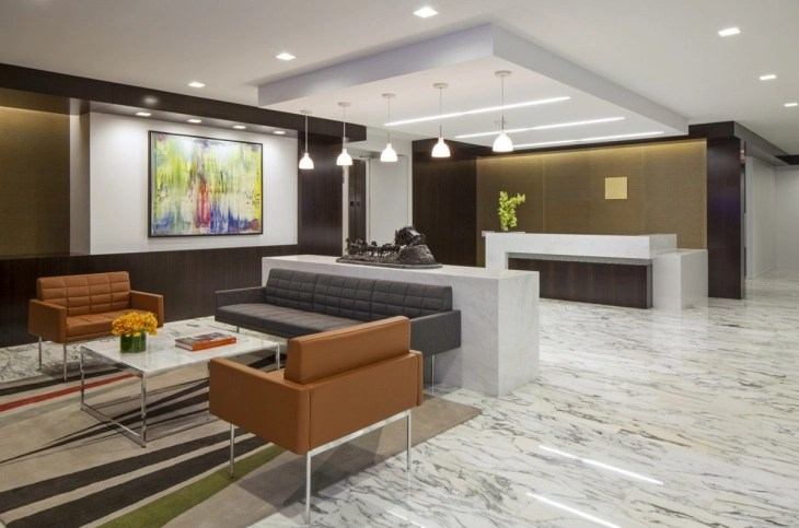 grey sofas depth of sofa table 18+ office wall art designs, ideas   design trends ...