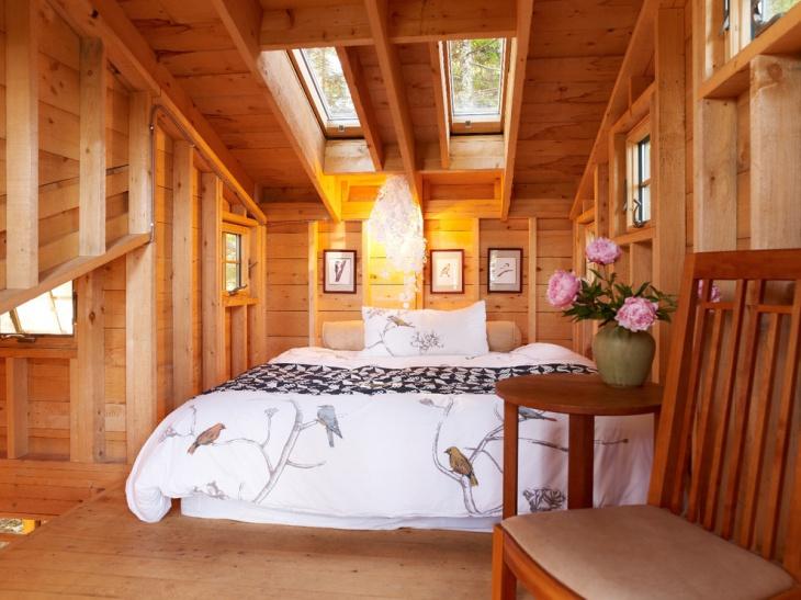 20 Treehouse Bedroom Designs Ideas Design Trends
