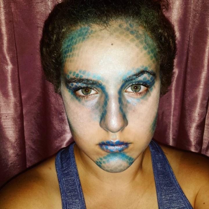 Dragon Scale Makeup Amatmakeup Co