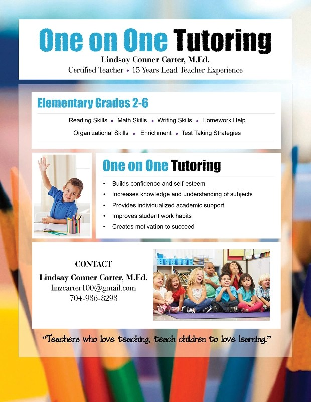 15 Tutoring Flyer Templates Printable PSD AI Vector