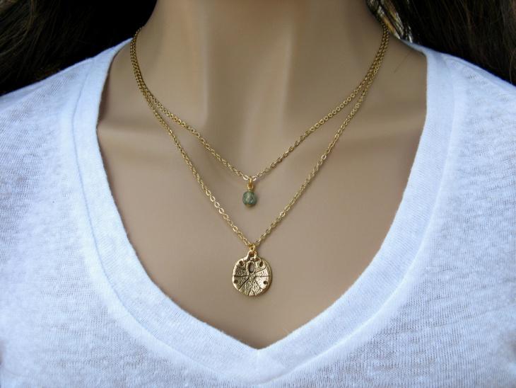 21+ Dollar Pendant Jewelry Designs, Ideas | Design Trends ...