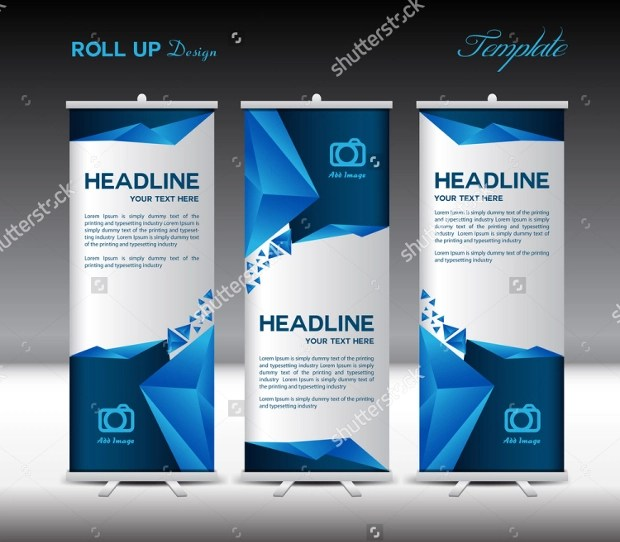 Free roll up banner design vector download in ai, svg, eps and cdr. 31 Flat Roll Up Banner Designs Psd Ai Apple Pages Eps Vector Design Trends Premium Psd Vector Downloads