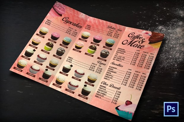 15 Bakery Brochures Free PSD AI InDesign Vector EPS