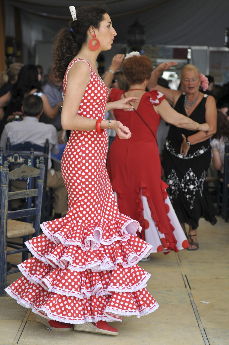 17 Flamenco Dress Designs Ideas  Design Trends