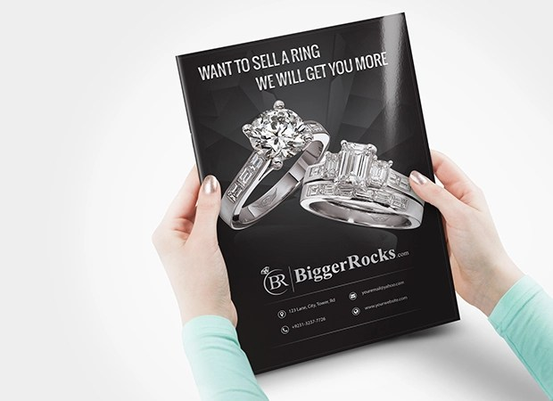 26 Jewelry Flyer Templates and Designs  word PSD AI