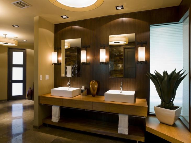 bathroom vanity lighting designs ideas
