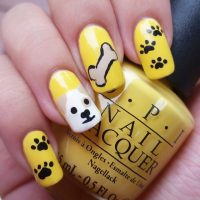 18+ Paw Nail Art Designs, Ideas | Design Trends - Premium ...