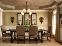 18+ Dining Room Ceiling Light Designs, Ideas