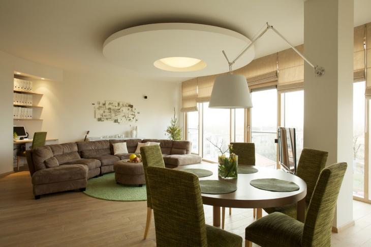 20 Living Room False Ceiling Designs Design Trends Premium