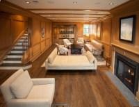 20+ Cabin Living Room Designs, ideas | Design Trends ...