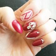 crown nail art design ideas