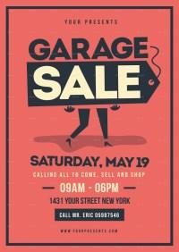 12+ Garage Sale Flyer Templates - Printable PSD, AI ...