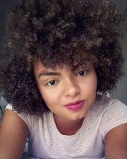 curly weave haircut ideas