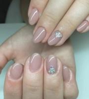 crystal nail art design ideas