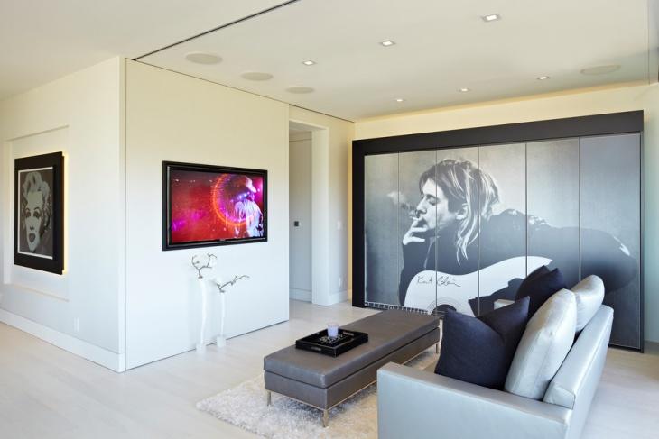 19 Living Room Wall Art Designs Ideas  Design Trends