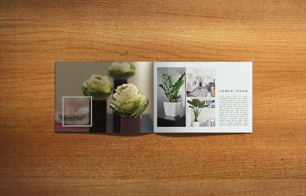 20 Garden Brochures Free PSD AI InDesign Vector EPS