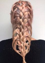 loop braid hairstyle ideas