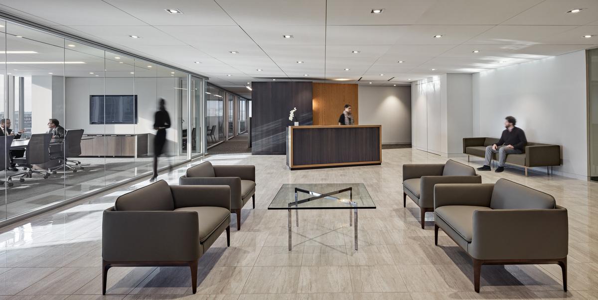 colored sofas gus modern jane sofa sale 18+ office lobby designs, ideas | design trends - premium ...