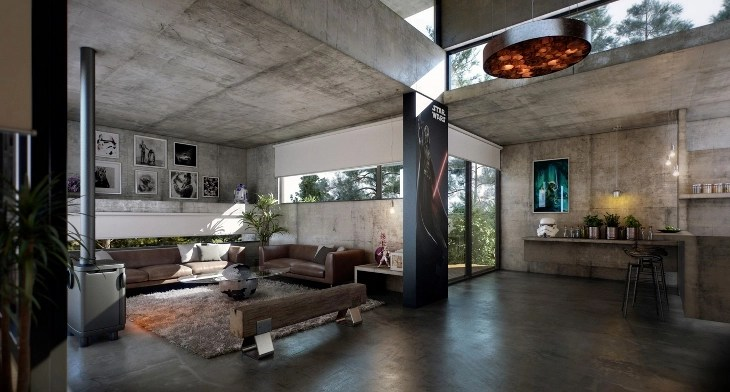 17 Industrial Home Designs Ideas  Design Trends  Premium PSD Vector Downloads