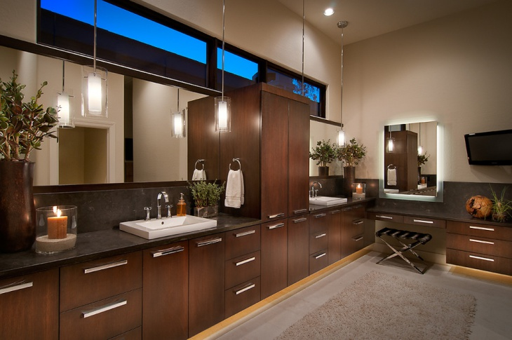 17 bathroom pendant lighting designs