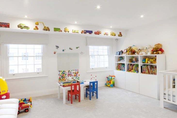 16+ Toddler Playroom Designs, Ideas