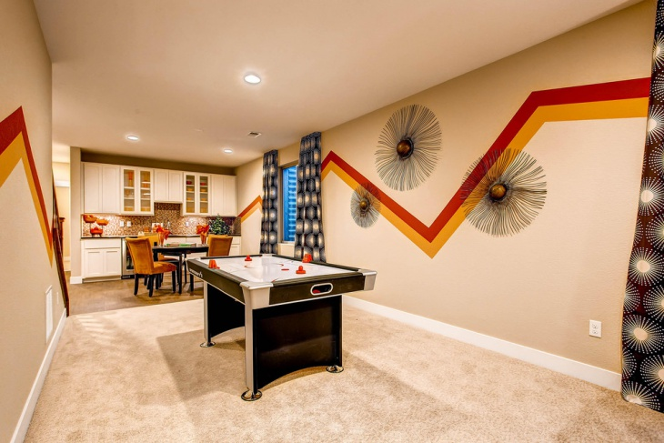 From bold to bright, these are the best colors for a small space. 20+ Basement Game Room Designs, Ideas | Design Trends ...