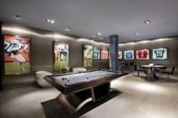 20+ Basement Game Room Designs, Ideas | Design Trends ...