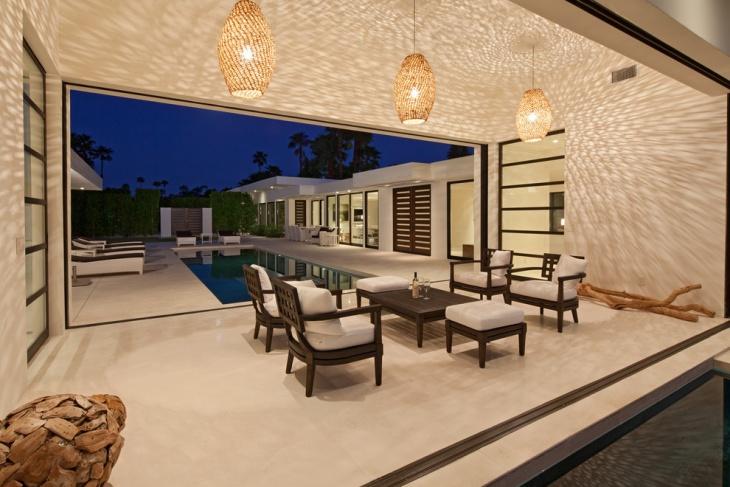 20 Outdoor Ceiling Lights Designs Ideas  Design Trends